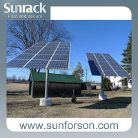 practical pv panel solar installation with high warranty