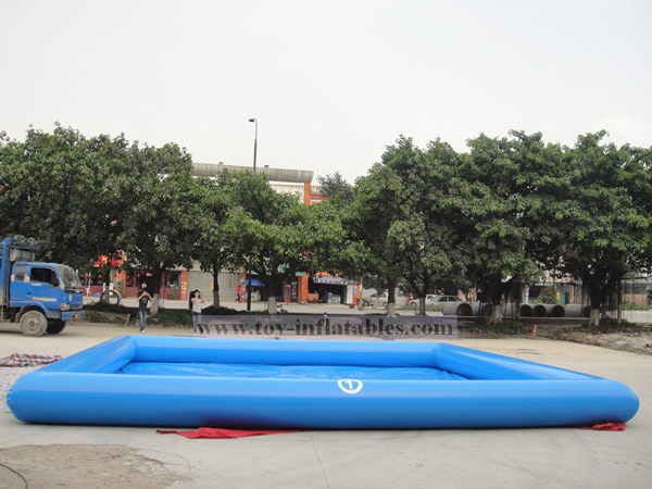 High quality customized inflatable swimming pool malaysia