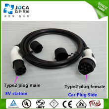type1 to type 2 EV Charging Plug with cable For Electric Vehicle