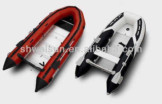 Inflatable PVC Boat