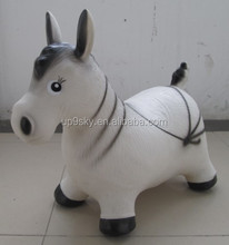 inflatable jumping animal toy jumping horse