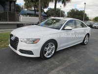 USED CARS - AUDI A6 PREMIUM - FRONT DAMAGE (LHD 819405)