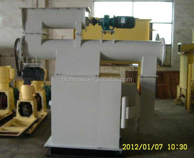 Animal feed pelletizer/feed process machine