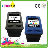 c8856a c8857a cartridge with auto reset chips printer refill ink cartridge
