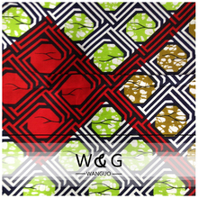 new good selling holland african fabrics warehouse 6 yards