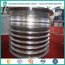 paper making machinery pressure screen drum in filter meshes