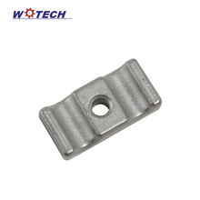 Customized stainless steel precision lost wax casting