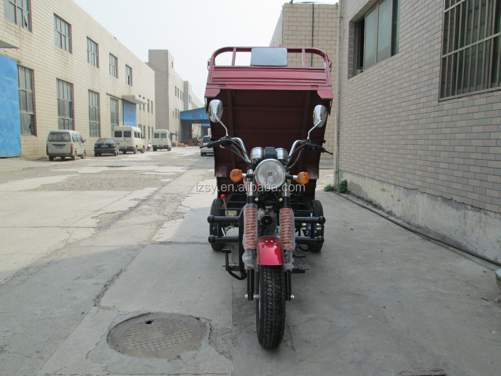 China tvs LZSY tricycle for sale africa style good three wheel tricycle for cargo