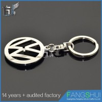 Cheap for sale toyota logo metal keychain,toyota key rings