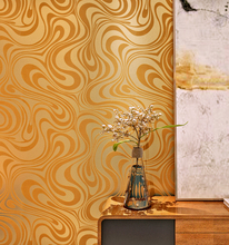 Modern factory luxury non-woven wallpaper international wallcoverings