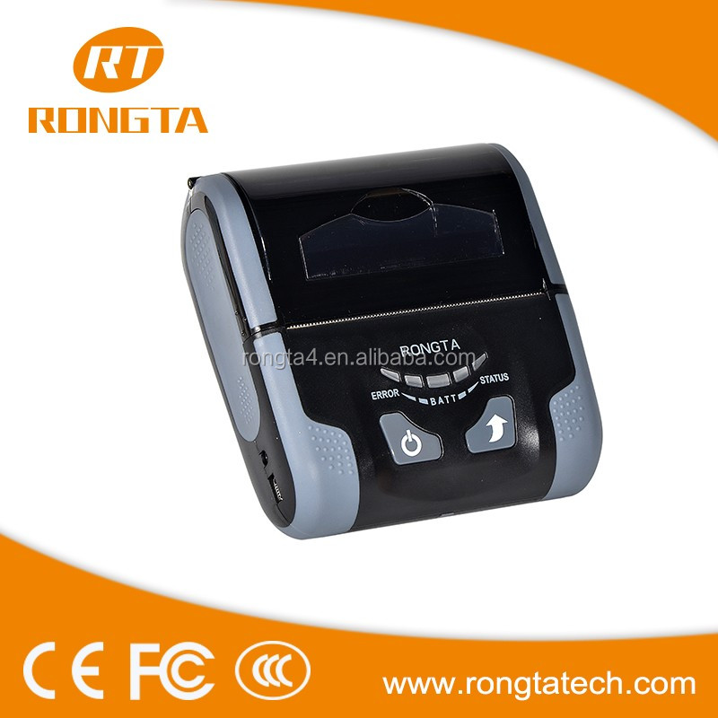 80mm thermal printer Portable Bluetooth Thermal Printer supporting Andriod/IOS -wireless dot matrix printer Rpp300