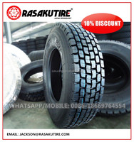 factory wholesale heavy duty truck tire sizes 11r22 5 with reasonable price