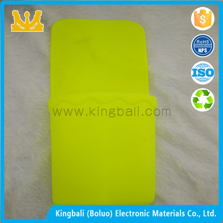 Fashion waste bin/silicone car trash can/dust bin for promotion