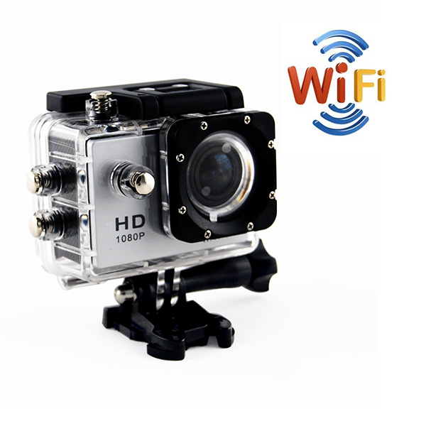 30USD Mini Action Camera SJ4000 Wifi Camcorders Waterproof Sport Cam <strong>1080P</strong> Full HD Waterproof Helmet Cameras Diving 30M