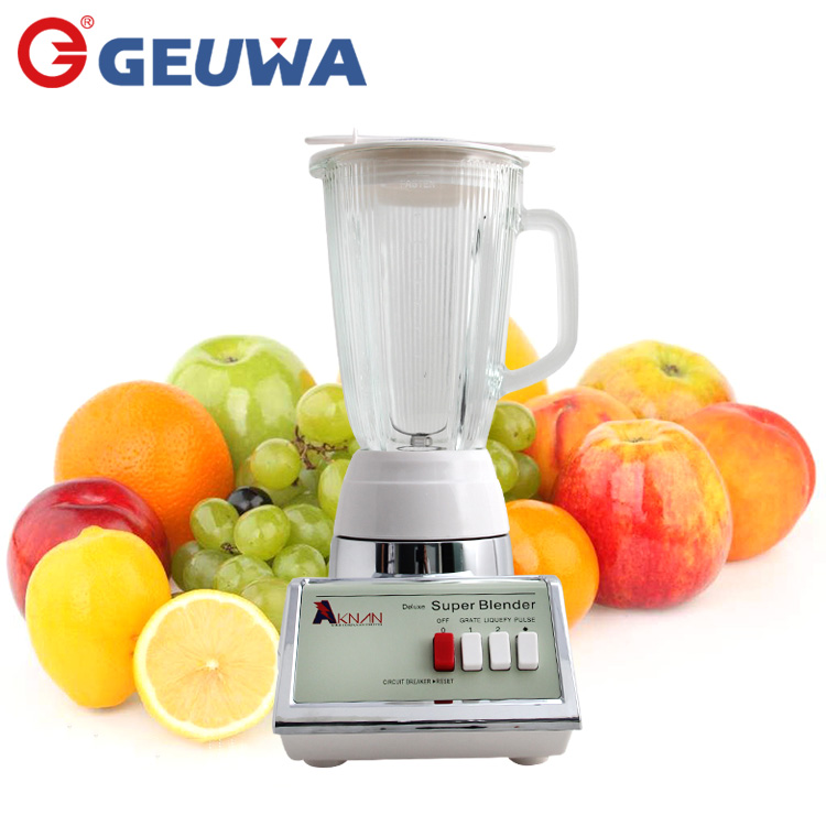 geuwa fruit / electric industrial food blender mixer KD316