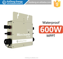 Renewable Solar micro grid tie inverter ul1741 waterproof ip 65