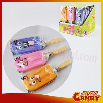 Ice pop summer sweet