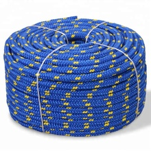 high breaking strength polyester braided Parasailing rope