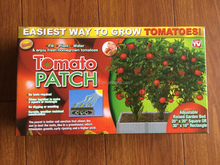 Tomato patch Tomato planter fruit growing box planter box