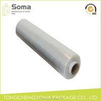 Diversified latest designs best selling clear packing wrap cast stretch film
