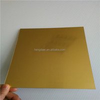 2016 New plastic products ABS Metallic SHEET