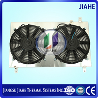 cooling fan, radiator fan with shroud