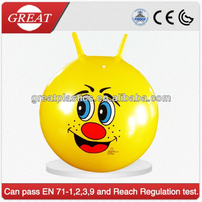 2015 cartoon inflatable ball