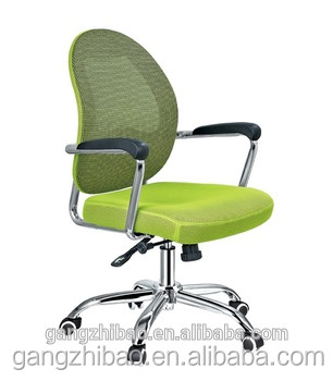 AB-315-1 Colorful synthetic leather office swivel staff chairs