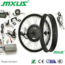 MXUS electric bike kit 3000 watt hub motor kit 72v