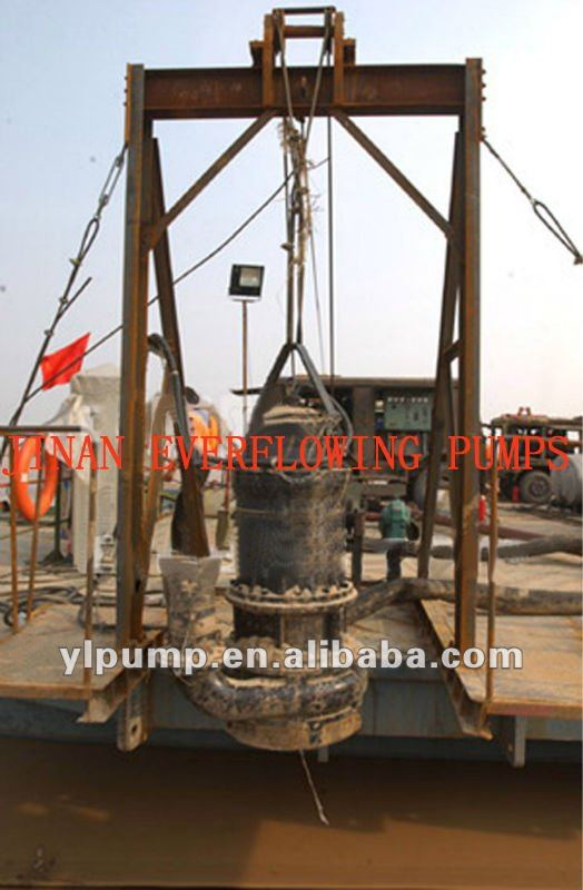 sand pump manufacturer factoy price sand pump High efficiency electric submersible and sand sucking machine