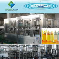 Automatic fruit pulp juice making / filling machine