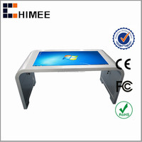 HQ42CSK-2 42 inch TFT Type Indoor Application game table with touch screen for kids teens