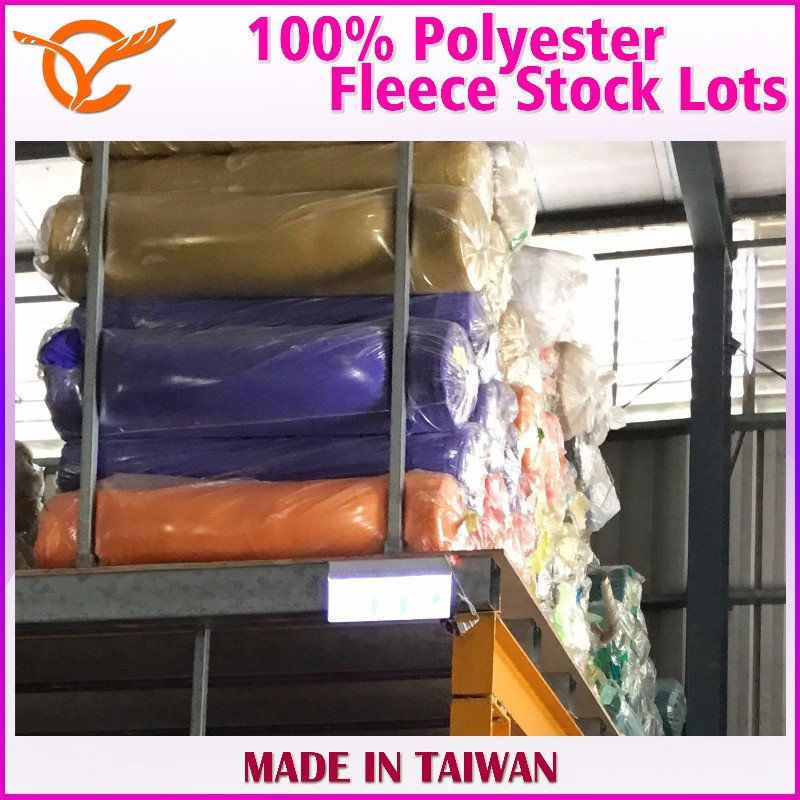Newest Taiwan 100% Polyester Fleece Pet Lounge Sleeper Textile Stock Lots