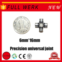 High precision mechanical latch universal joint/coupling for mechanical and steering machine / systerm