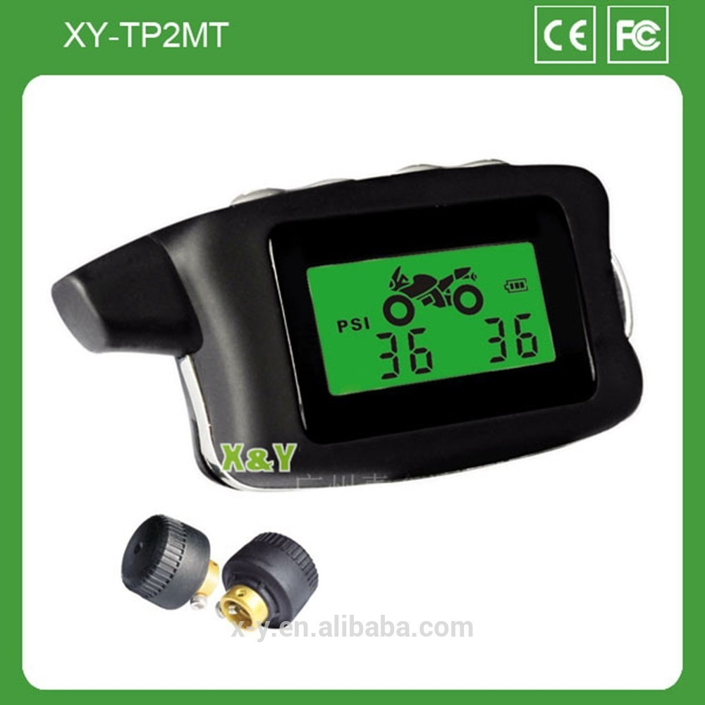TPMS for motorcycle XY-TP2MT