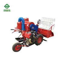 Hig Quality Paddy Rice Mini Combine Harvester