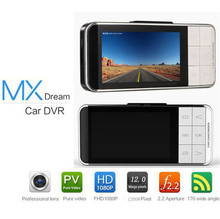 Car Camera DVR Anytek AT66A Novatek 96650 WDR Video Recorder 1920x1080 G-sensor Registrator 170 Degree Wide Angle Lens Mini DVR