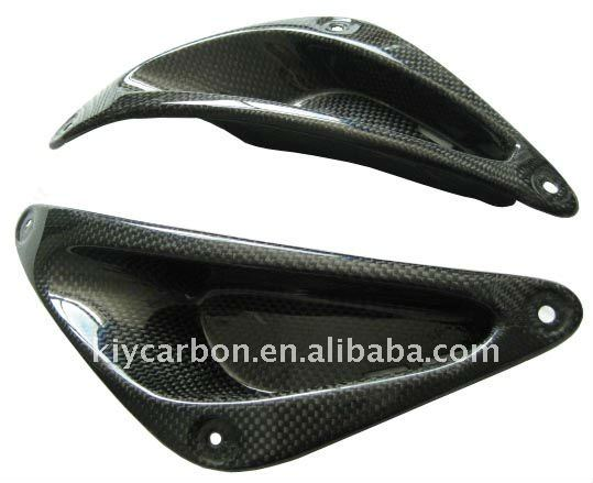 Carbon motorcycle parts and accessories