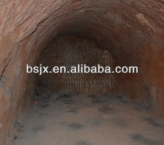 Brick hoffman kiln / red clay brick making machine for tunnel kiln project