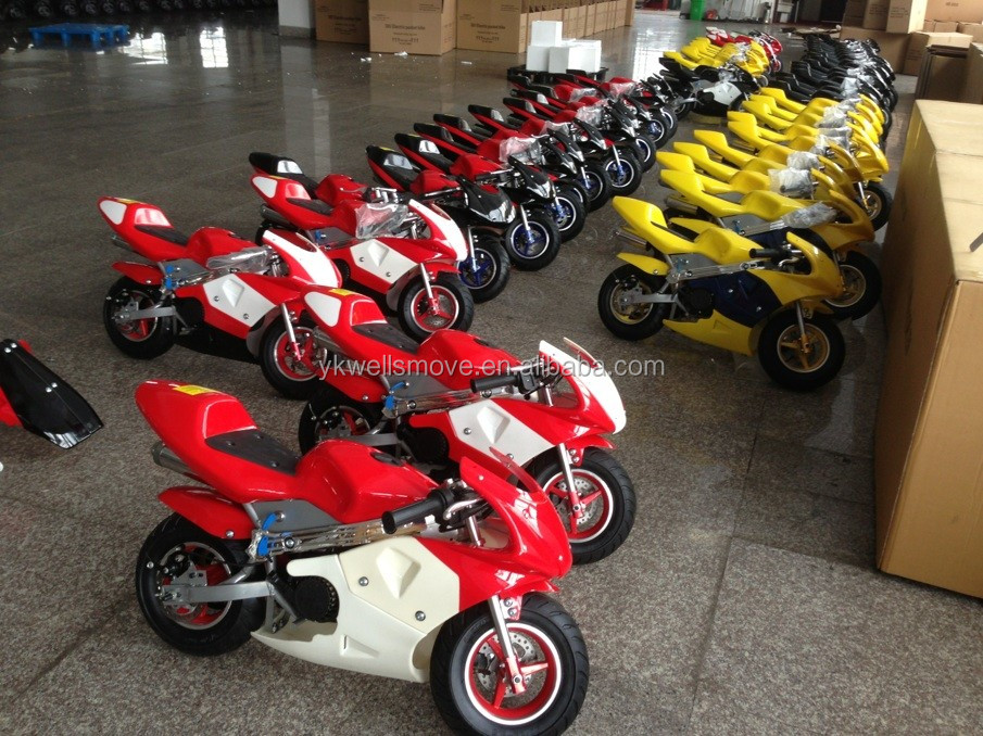 chinese factory hot sell model 150cc mini moto pocket bike for sale