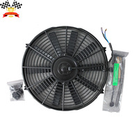 Custom 12v Car Radiator Fan For
