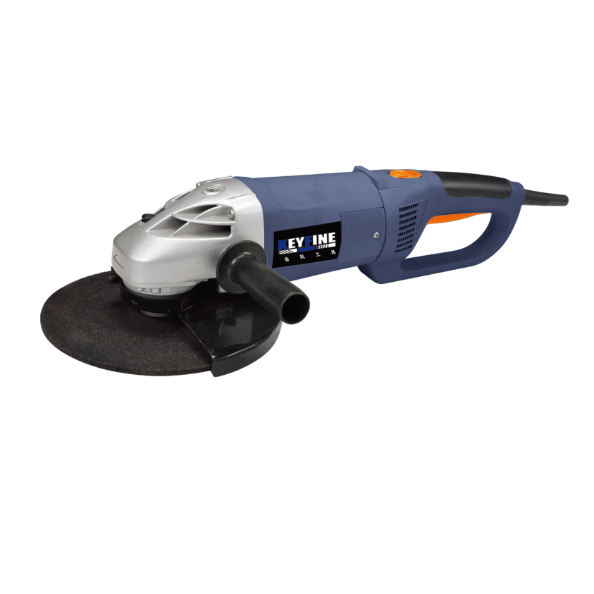 2200W 230mm professional electric angle grinder