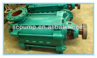 DJ horizontal multistage industrial waste oil pump manufacturer for the oil transfer