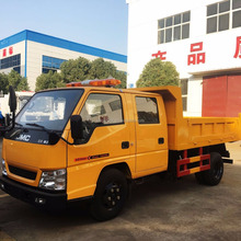 CLW 4x2 engineering small dump trucks for sale 4 ton dump truck