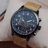 Wholesale cheapest oulm watch men with good quality