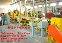 Good Price And Hingh Quality! Nylon Belt Flat Hot Pressing Vulcanizing/Curing Production Line/Cnveyor belt molding machine