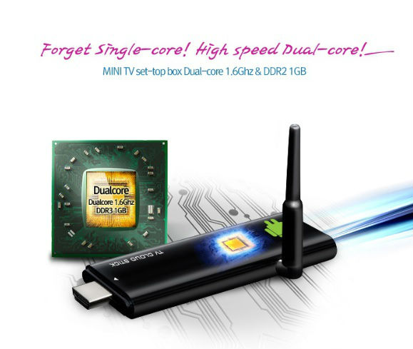 [MPGIO] Set Top Box / MTV (4G) / Dual core RK3066 / Android 4.1.1 Jelly Bean / HDMI / Mali400 GPU Quad Core / Wifi