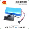 Customized Rechargeable 24v 30ah Lifepo4 Battery Pack for E-bike