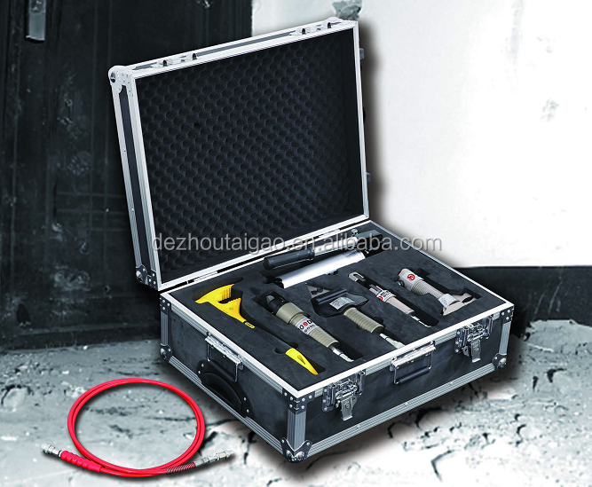 High quality rescue equipment, rescue tool, burglarproof door breaking tool group six pieces