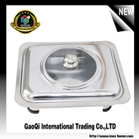 Commercial Rectangular wholesale chafing dishes for Wedding/ Event/Parties, Metal Chafing Dish